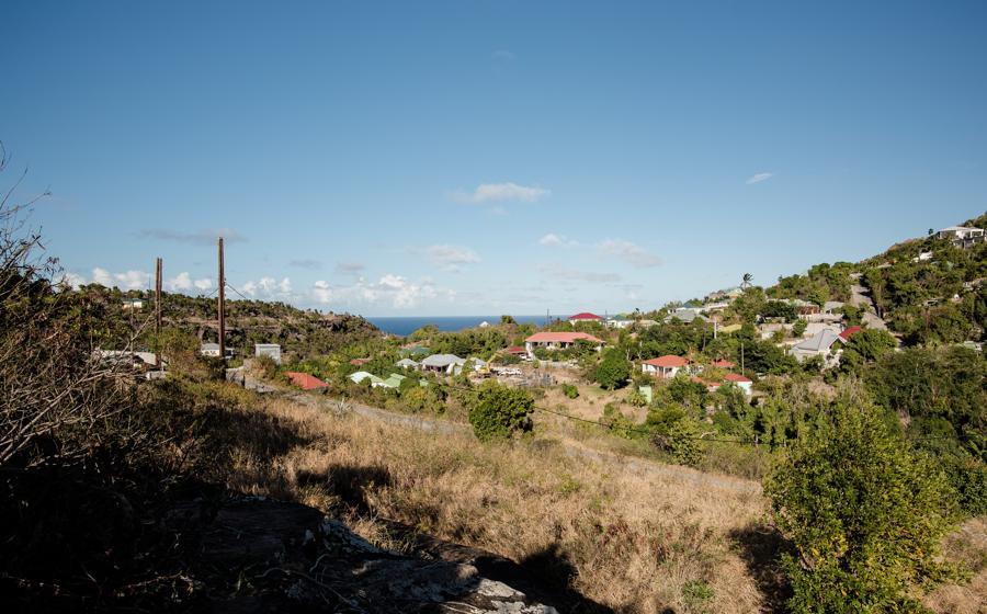 Panoramic view of Vitet
