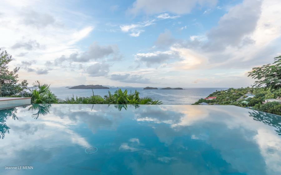 Vue panoramique de Alexandra Villa