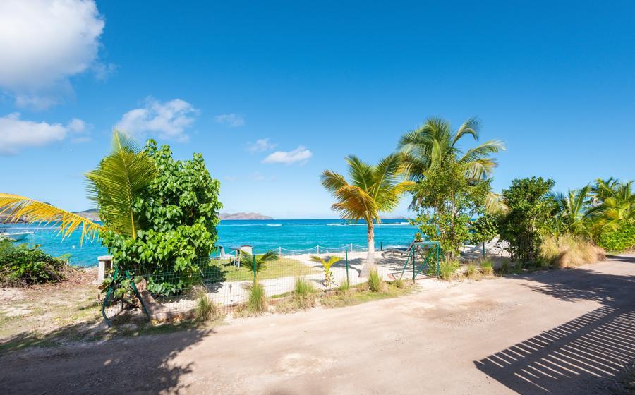Panoramic view of Seaside